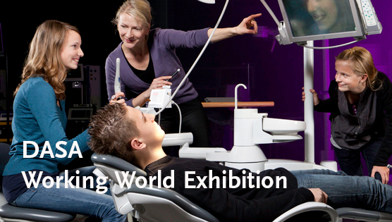 DASA Working World Exhibition